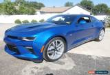 Classic 2017 Chevrolet Camaro 2SS for Sale