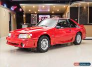 1990 Ford Mustang GT Hatchback 2-Door for Sale