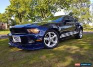 FORD MUSTANG 4.0L V6 AUTOMATIC 59K MILES 2010 2-TONE CREAM/BLUE LEATHERS CRUISE for Sale