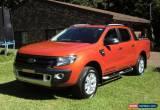 Classic 2012 Ford Ranger PX Wildtrak Utility Double Cab 4dr Spts Auto 6sp 4x4 3.2DT for Sale