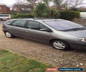 Classic 2000 w reg Renault Scenic 2.0 manual  for Sale