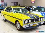 1969 Ford Falcon XY GT Yellow Manual 4sp M Sedan for Sale
