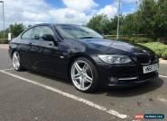 2010/60 BMW 320D SE COUPE 2.0 DIESEL 181 BHP 3 SERIES E92 320 d  for Sale