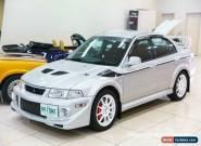 1999 Mitsubishi Lancer CP 9A Evolution VI Silver Manual 5sp M Sedan for Sale