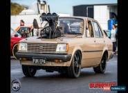 Holden Gemini 3/4 Chassis Burnout Drag Showcar for Sale