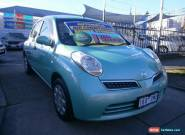 2008 Nissan Micra K12 Automatic 4sp A Hatchback for Sale