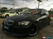 2005 BMW 320i E90 Executive Black Magic Automatic 6sp A Sedan for Sale