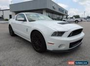 2014 Ford Mustang 2dr Coupe Shelby GT500 for Sale