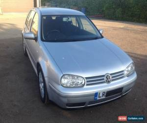 Classic Volkswagen Golf MK 4 1.9tdi 150 bhp  for Sale