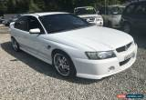 Classic 2004 Holden Commodore VZ SS White Automatic 4sp A Sedan for Sale