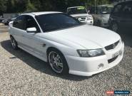 2004 Holden Commodore VZ SS White Automatic 4sp A Sedan for Sale