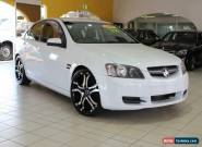 2009 Holden Commodore VE MY09.5 Omega Winter White Automatic 4sp A Sedan for Sale