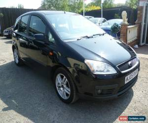 Classic 2005 FORD FOCUS C-MAX 1.6 ZETEC BLACK for Sale