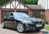 Classic 2014 BMW 5 Series 2.0 520d SE 4dr for Sale