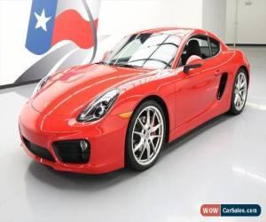Classic 2014 Porsche Cayman S Coupe 2-Door for Sale