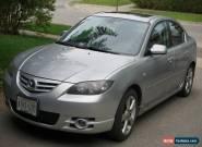 Mazda: Mazda3 S for Sale
