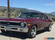 Chevrolet: Nova ss for Sale