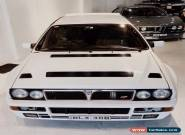 1993 Lancia Delta HF Integrale 16V Evo1. World Famous Rally Car for Sale
