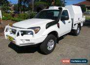 2011 Ford Ranger PK XL (4x4) White Manual 5sp M Cab Chassis for Sale