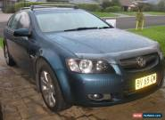 Holden Commodore 2009 VE Wagon International for Sale