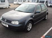 VW Golf 1.6 Petrol Automatic for Sale