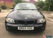 BMW 1 Series 2005 2.0 Diesel SE  for Sale