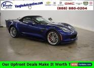 2017 Chevrolet Corvette Grand Sport Convertible 2-Door for Sale