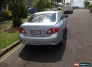 2008 Toyota Corolla sedan for Sale
