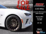 2016 Chevrolet Camaro 2SS for Sale
