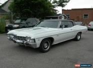1967 Chevrolet Caprice Caprice classic for Sale