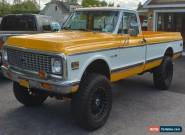 1972 Chevrolet Other Pickups for Sale