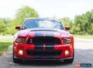 2014 Ford Mustang Shelby GT500 for Sale