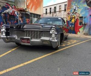 Classic 1965 Cadillac Coupe Deville for Sale