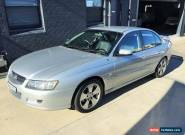 2004 Holden Commodore VZ Lumina Silver Automatic 4sp A Sedan for Sale