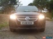 Volkswagen Tiguan 2.0 TDI SE 4Motion 5dr. Black. (58) for Sale