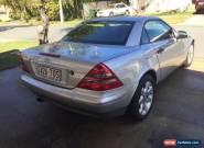 Mercedes SLK 230 for Sale