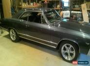 1967 Chevrolet Chevelle coupe for Sale