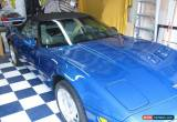Classic Chevrolet: Corvette CONVERTIBLE for Sale