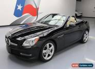 2014 Mercedes-Benz SL-Class Base Convertible 2-Door for Sale