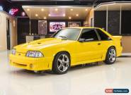 1987 Ford Mustang GT Hatchback 2-Door for Sale