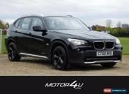 2011 BMW X1 SDRIVE18D SE ESTATE DIESEL for Sale