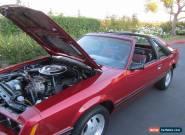 1982 Ford Mustang 2-door for Sale