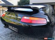 1982 Porsche 928S Australian Delivered. Auto. Low kms. Factory Right Hand Drive for Sale