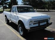 1967 Chevrolet Other Pickups for Sale