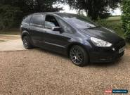 FORD S MAX TITANIUM 2.0TDCI 7 SEATER for Sale