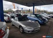 2004 04 MAZDA MX-5 1.6 I 2D CONVERTIBLE for Sale