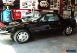 Classic 1991 Buick Reatta for Sale