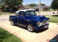 1957 Chevrolet Other Pickups Apache for Sale