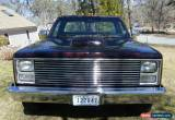 Classic 1986 Chevrolet Other Pickups custom for Sale