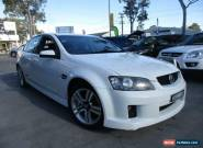 2008 Holden Commodore VE SS White Automatic A Sedan for Sale